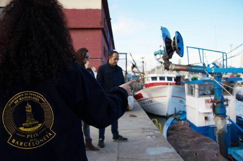 Confraternita Barceloneta e frutti di mare