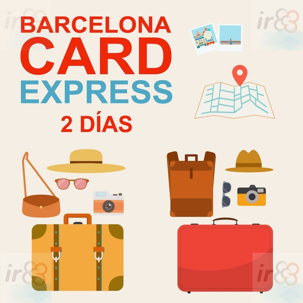 acquistare Barcellona Card Express