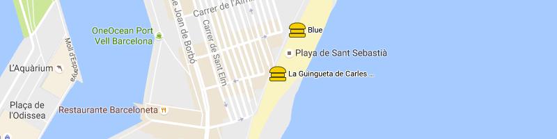 mappa Guingueta Carlos Abellán
