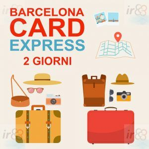 acquista Barcellona Card Express