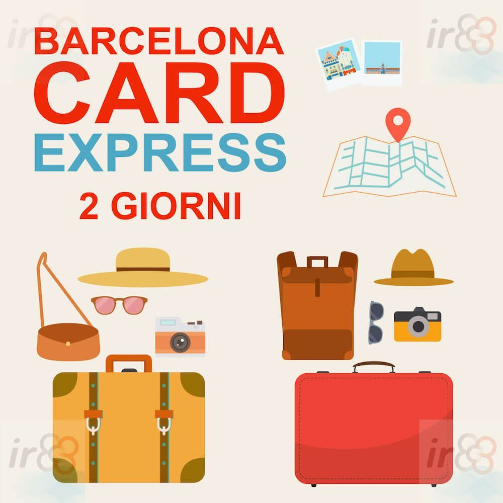 acquista Barcelona Card Express online