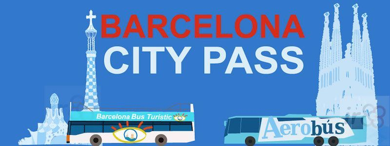 Online Barcelona City Pass