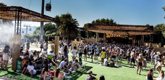 musica elettronica Brunch -in the Park -in the City