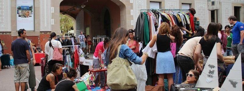 mercatini domenicali Barcellona