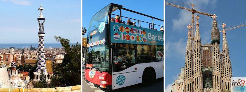 attività turistiche domenica Barcellona