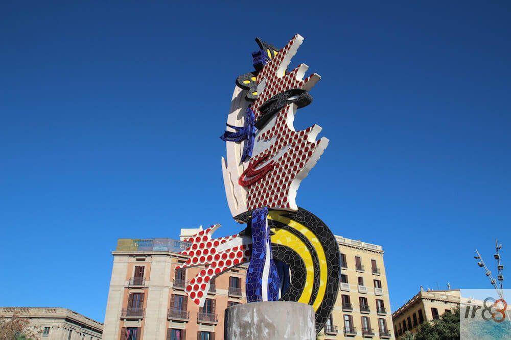 Cara de Barcelona (Volto di Barcellona)