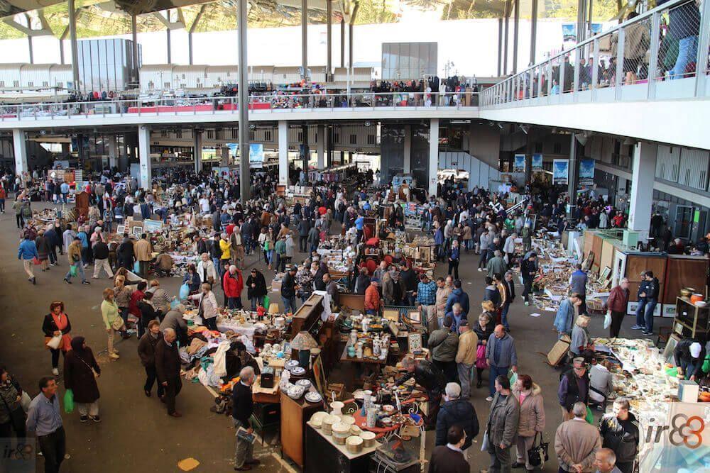 attività nel mercato Encants Fira Bellcaire