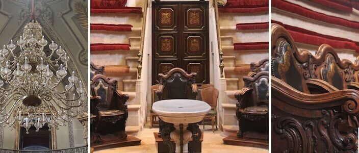 Anfiteatro Anatomico e Reale Accademia della Medicina della Catalogna