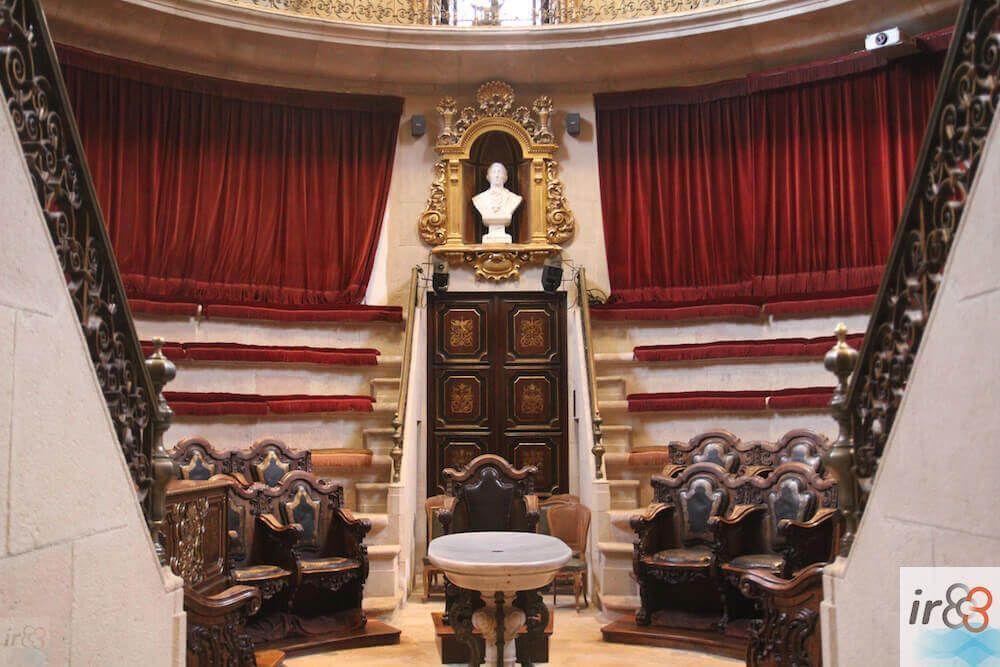 Anfiteatro Anatomico di Barcellona