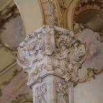 colonna stile Luigi XV Casa Felip