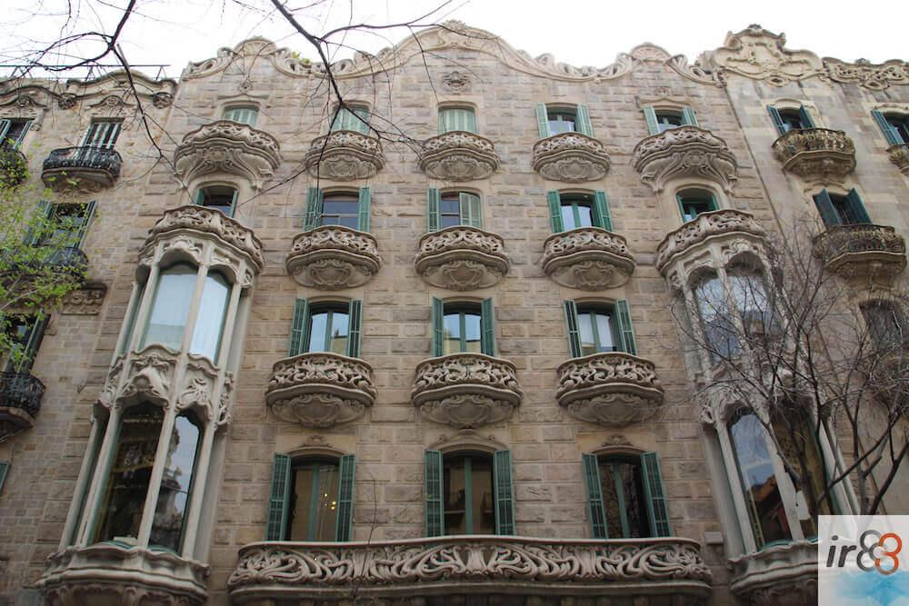 facciata Casa Manuel Felip