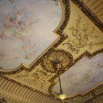 soffitto stile Luigi XV Casa Felip