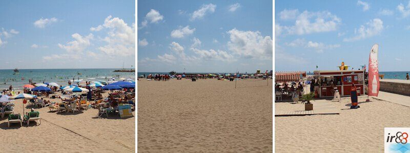 Spiagge e baie di Sitges