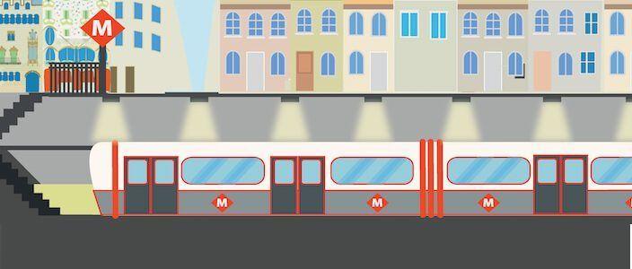 metro Barcellona (metropolitana)