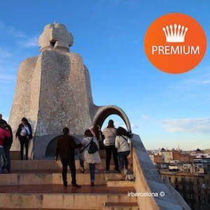 biglietti Casa Milà Premium