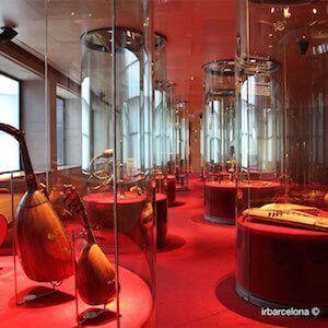 biglietti Museo della Musica Barcellona