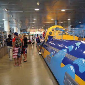 visita Aquario Barcellona