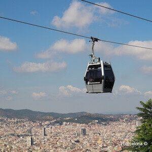 biglietti Teleferica Montjuïc