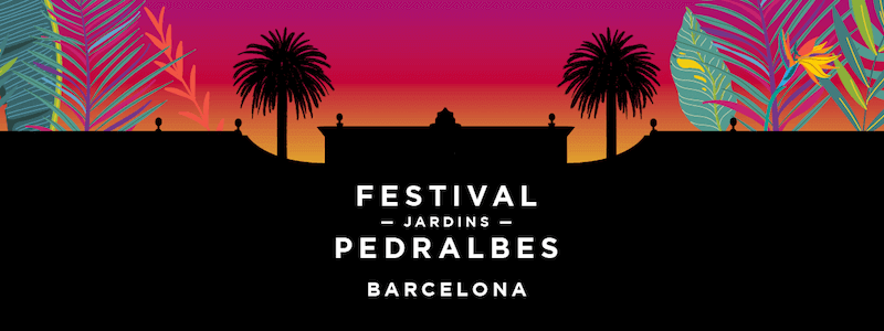 Festival Jardines Pedralbes