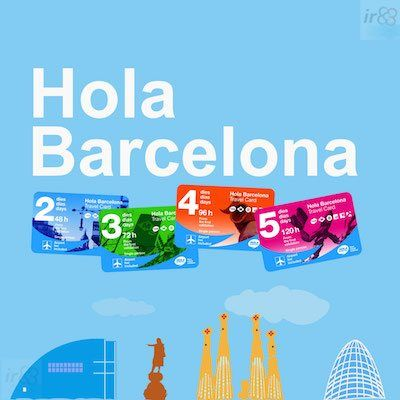 acquista Hola Barcelona online