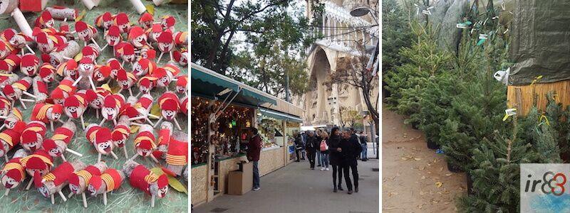 Fiera di Natale della Sagrada Familia