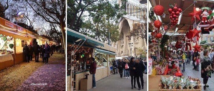 Mercatini di Natale di Barcellona