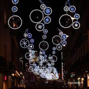 Natale a Barcellona