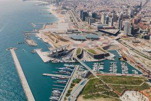 sorvolare in elicottero Barcellona