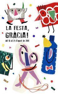 locandina Festa Major Gràcia 2019