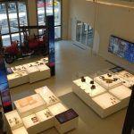 sala della collezione permanente dell'Espai Bombers