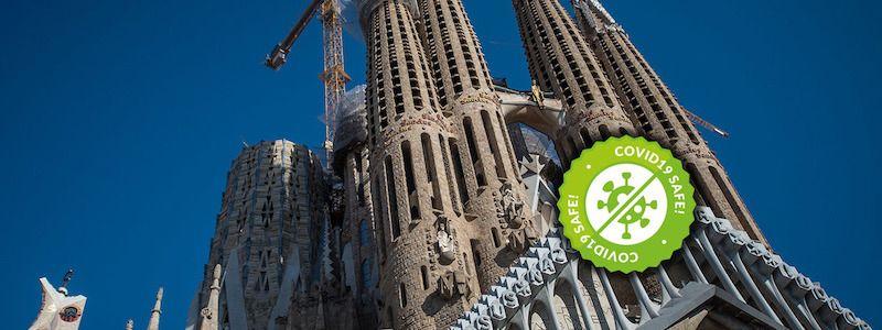 Tour facciata Sagrada Familia