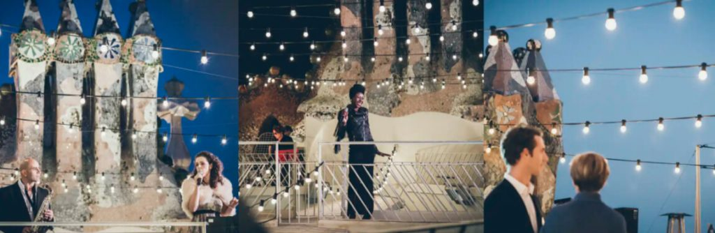 Notte Magiche Casa Batlló