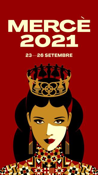 cartellone La Mercè 2021