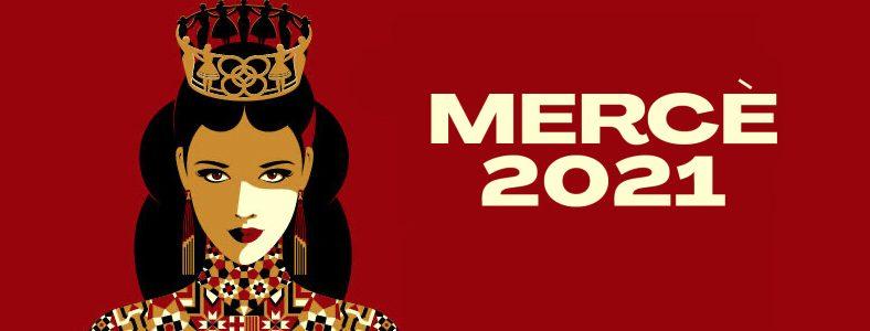 Festa La Mercè Barcellona 2020