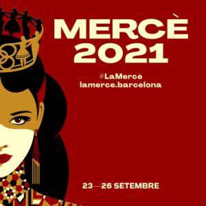 Festa La Mercè Barcellona 2021