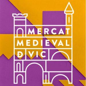 Mercato medievale di Vic