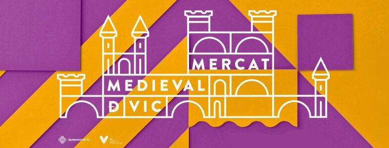 Mercato e fiera medievale di Vic 2021
